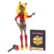 Monster High Frights, Camera, Action!™ Hauntlywood™ Clawdia Wolf™ Doll at Kmart.com