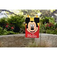 Disney MIckey Mouse Garden Flag at Kmart.com