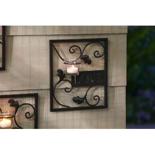 Wall Sconces Kmart : Essential Garden Set of 3 Wall Sconce - Outdoor Living - Outdoor Decor - Misc. Outdoor Decor