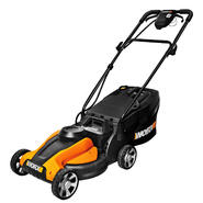 Worx 14-Inch 24V Cordless Mower at Sears.com
