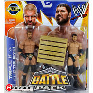 WWE Curtis Axel & Triple H - WWE Battle Packs 26 Toy Wrestling Action Figures at Sears.com