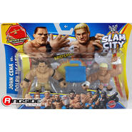 WWE John Cena & Dolph Ziggler - WWE Slam City 2-Pack Toy Wrestling Action Figures at Sears.com