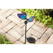 Garden Oasis Blue Butterfly Solar Stake at Kmart.com