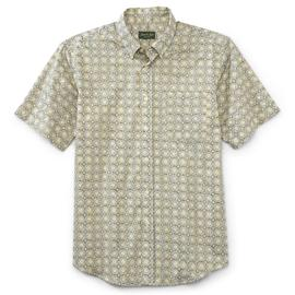 David Taylor Collection Men's Button-Front Shirt - Tribal at Kmart.com