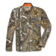 Outdoor Life Men's Big & Tall Realtree Shirt - Camouflage at Sears.com