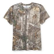 Outdoor Life Men's Big & Tall Realtree T-shirt - Camouflage at Sears.com