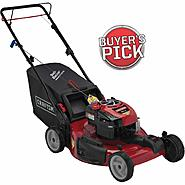 "Craftsman 190cc* Briggs & Stratton Gold Engine, 22"" Front Drive Self-Propelled EZ Lawn Mower at Sears.com"