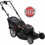 "Craftsman 190cc* Briggs & Stratton Platinum Engine, 22"" Front Drive Self-Propelled EZ Lawn Mower 50 States at Craftsman.com"