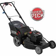 "Craftsman 190cc* Briggs & Stratton Platinum Engine, 22"" Rear Drive Self-Propelled EZ Lawn Mower 50 States at Sears.com"