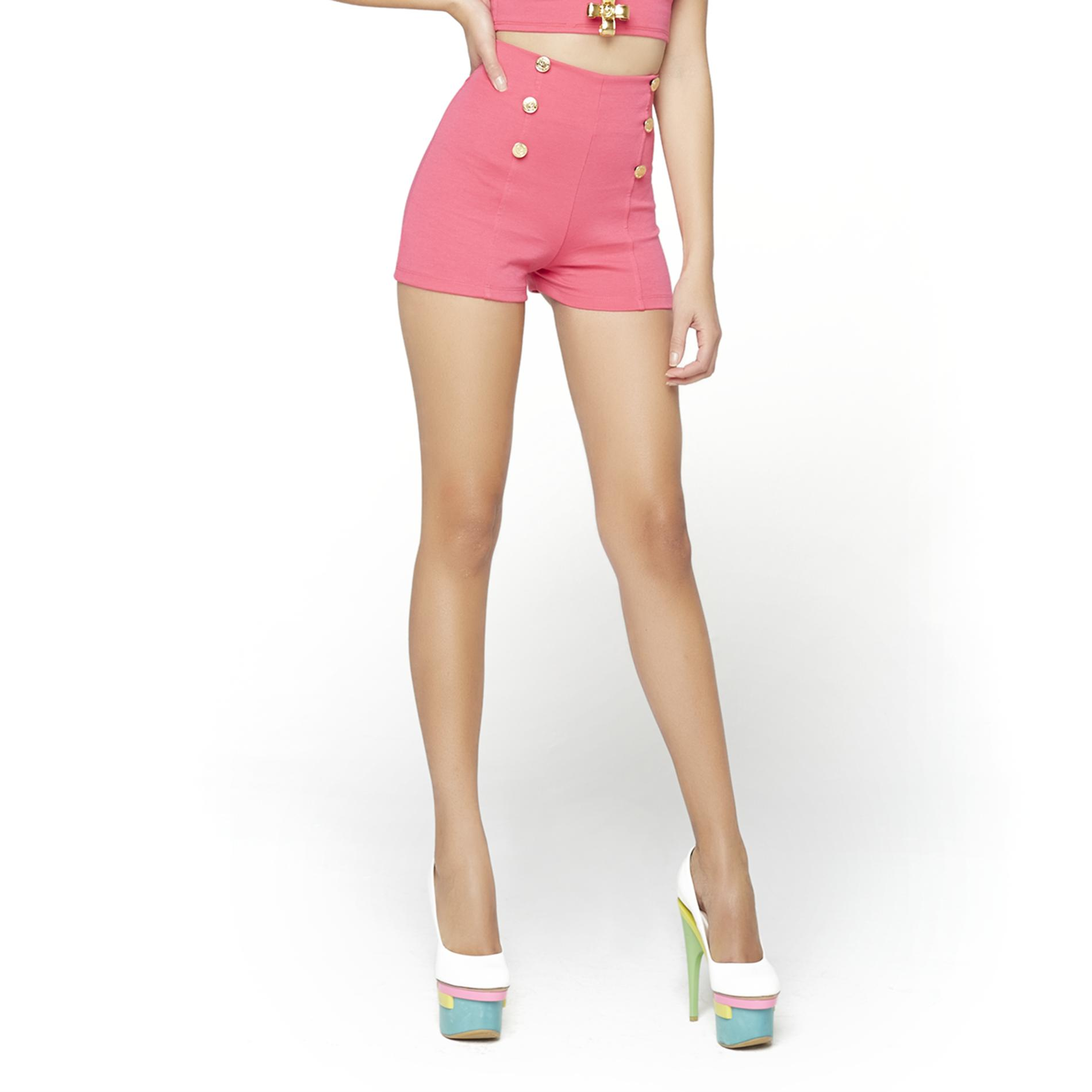 Nicki Minaj Women's Sailor Shorts at Kmart.com