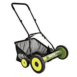 Sun Joe Mj502m Rm Mow 20 Inch Manual Reel Mower With Catcher Refurbished