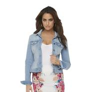 Kardashian Kollection Women's Denim Jacket at Sears.com