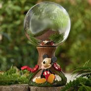"Disney 10"" Mickey Gazing Ball at Kmart.com"