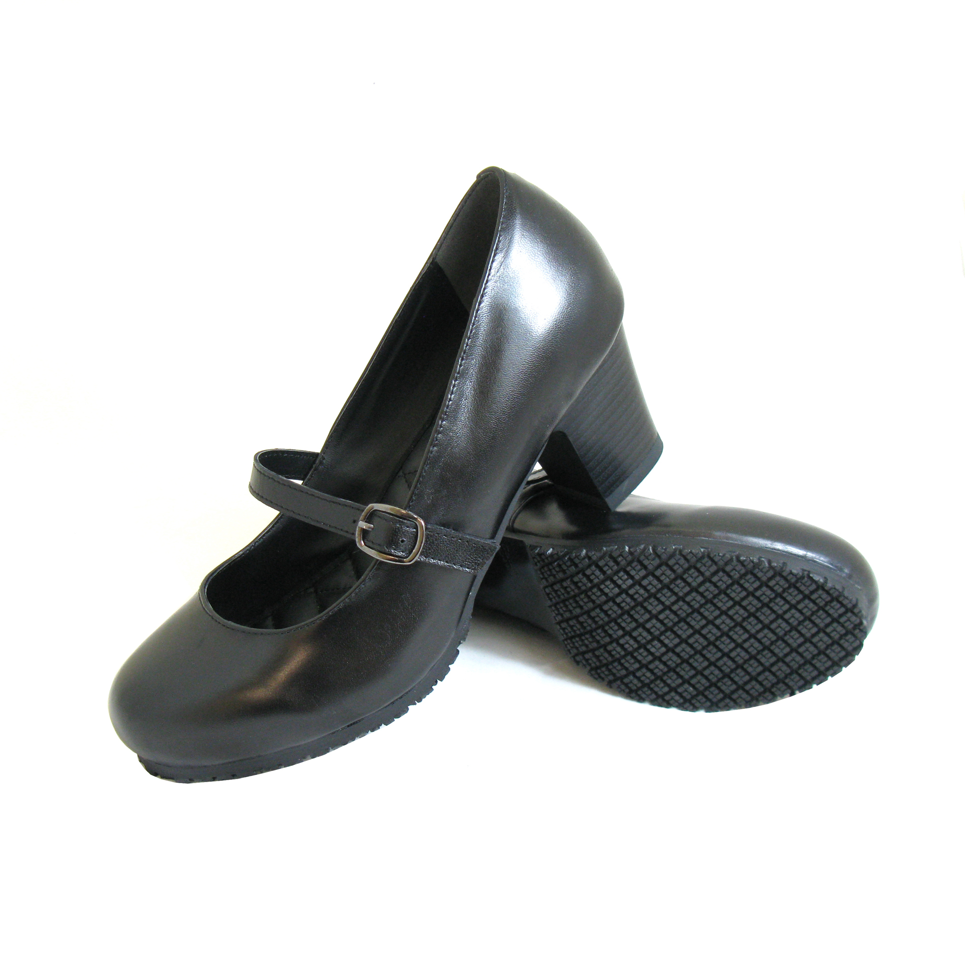 Women's Slip-Resistant Mary Jane 2""