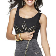 Nicki Minaj Women's Tank Top - Crown at Kmart.com