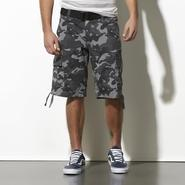 Adam Levine Men's Fatigue Cargo Shorts - Camouflage at Kmart.com