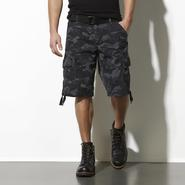 Adam Levine Men's Fatigue Cargo Shorts - Camouflage at Sears.com