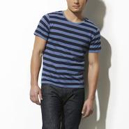 Adam Levine Men's Crew Neck T-Shirt - Striped at Sears.com
