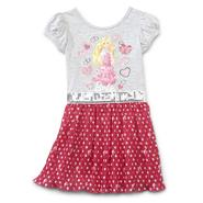 Barbie Toddler Girl's Dress - Barbie at Kmart.com