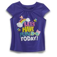 WonderKids Toddler Girl's Graphic T-Shirt - Have Fun at Kmart.com