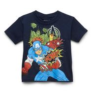 Marvel Comics Toddler Boy's Graphic T-Shirt - Avengers at Kmart.com