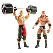 WWE Figure 2-pack Brock Lesnar & Triple H at Sears.com