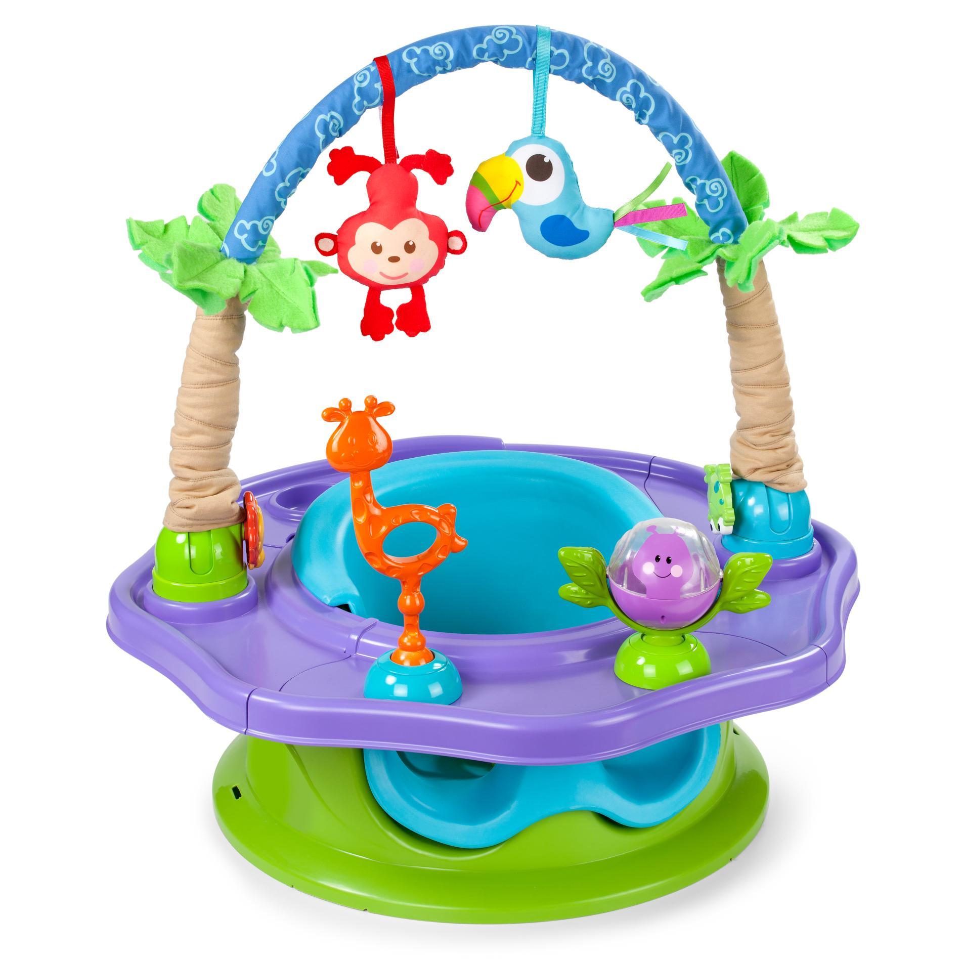 Summer Infant Island Giggles Super Booster Seat