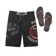 Chevrolet Men's Swim Trunks & Flip-Flops at Kmart.com
