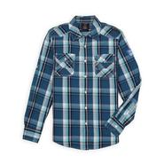 Southpole Men's Woven Shirt - Plaid at Sears.com