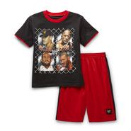 WWE Boy's Graphic T-Shirt & Athletic Shorts at Kmart.com