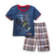 LEGO Boy's Graphic T-Shirt & Shorts - Batman at Kmart.com
