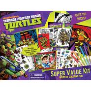 Cra-Z-Art Teenage Mutant Ninja Turtles Super Value Kit at Kmart.com