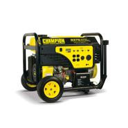 41430 7500/9375 Watt Heavy Duty Portable Gas Generator Electric Start, Carb Compliant at Sears.com
