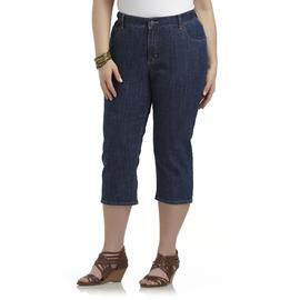 Riders by Lee Women's Plus Capri Jeans at Kmart.com