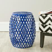 Safavieh Fox Evan Iron Strips Welded Stool at Kmart.com