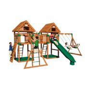 Backyard Discovery Kings Peak Wooden Swingset at Kmart.com