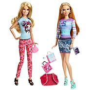 Barbie Life in the Dreamhouse Friendship 2-Pack Dolls Barbie® and Summer® at Sears.com