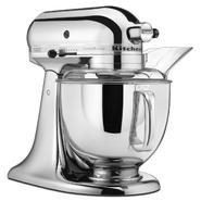 Custom Metallic Series 5 Quart Stand Mixer, Chrome *$30 Mail-in Rebate*