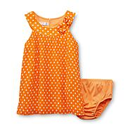 Piper Baby Infant & Toddler Girl's Chiffon Dress - Polka Dots at Kmart.com