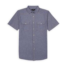 Attention Men's Casual Button-Front Shirt at Kmart.com