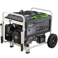 Pulsar 7500w (Gas) 6000w(LP) Dual Fuel Portable Generator - 49 States at Sears.com