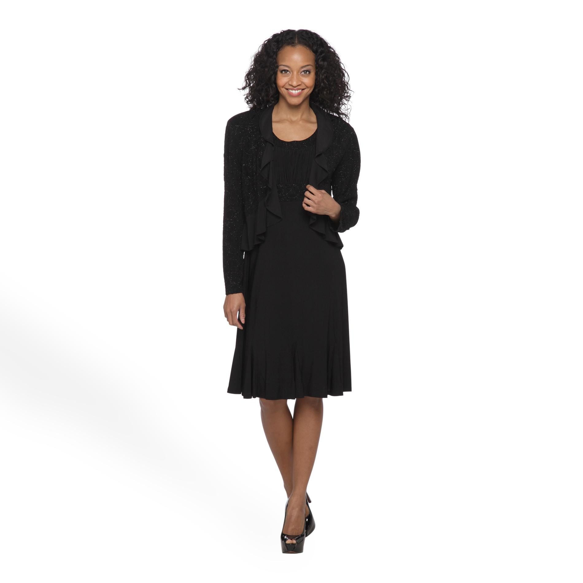 Kathy Roberts Women's Jacket & Dress - Glitter at Sears.com