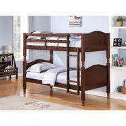 Dorel Asia Twin Espresso Bunk Bed at Kmart.com