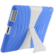 i-BLASON ArmorBox Stand Convertible Hybrid Kick Stand Case for iPad 2/3/4, Blue at Kmart.com