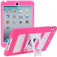 i-BLASON ArmorBox Stand Convertible Hybrid Kick Stand Case for iPad Mini, Pink at Kmart.com