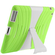 i-BLASON ArmorBox Stand Convertible Hybrid Kick Stand Case for iPad 2/3/4, Green at Kmart.com