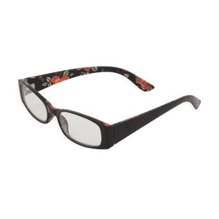 Women's Rectangular Reading Glasses 2.75 - Floral Print