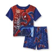 Marvel Spider-Man Toddler Boy's Pajama Shirt & Shorts at Kmart.com
