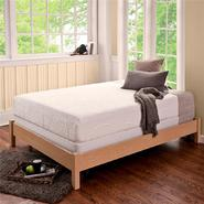 Night Therapy 8 Inch Memory Foam Mattress and Bi-Fold Box Spring Set-King at Kmart.com