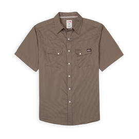 Dickies Men's Western Shirt - Striped at Kmart.com